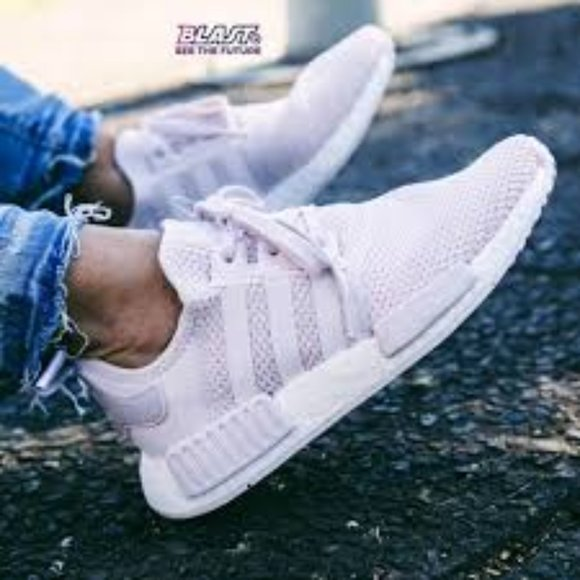 Adidas Shoes Orchid Pink Tint Nmd R1 Womens Sneakers Poshmark